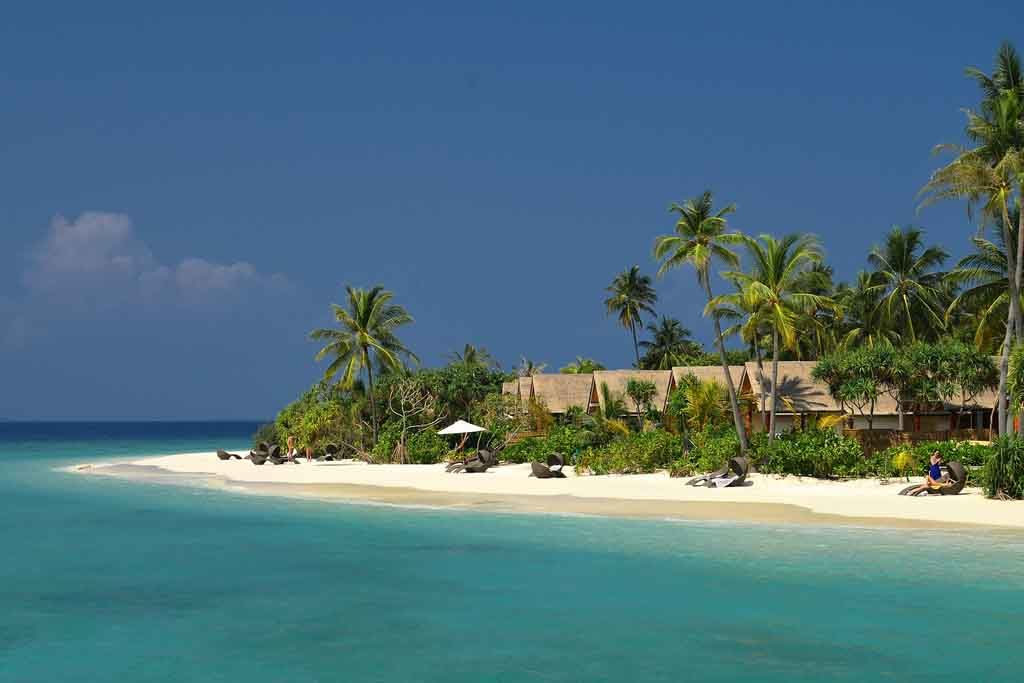 Kudafushi Resort & Spa