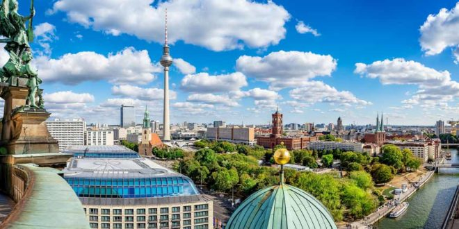 Berlin-panorama-View