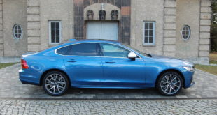 Volvo S90 T8 Twin Engine AWD R-Design Foto: F. Moritz