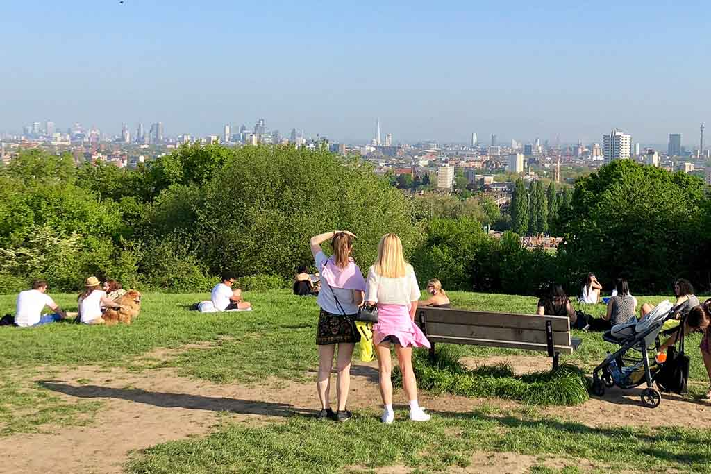 Hampstead Heath, London