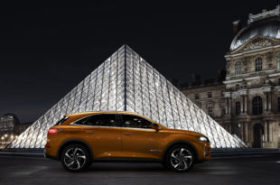 DS 7 Crossback Foto: DS Automobiles Kommunikation