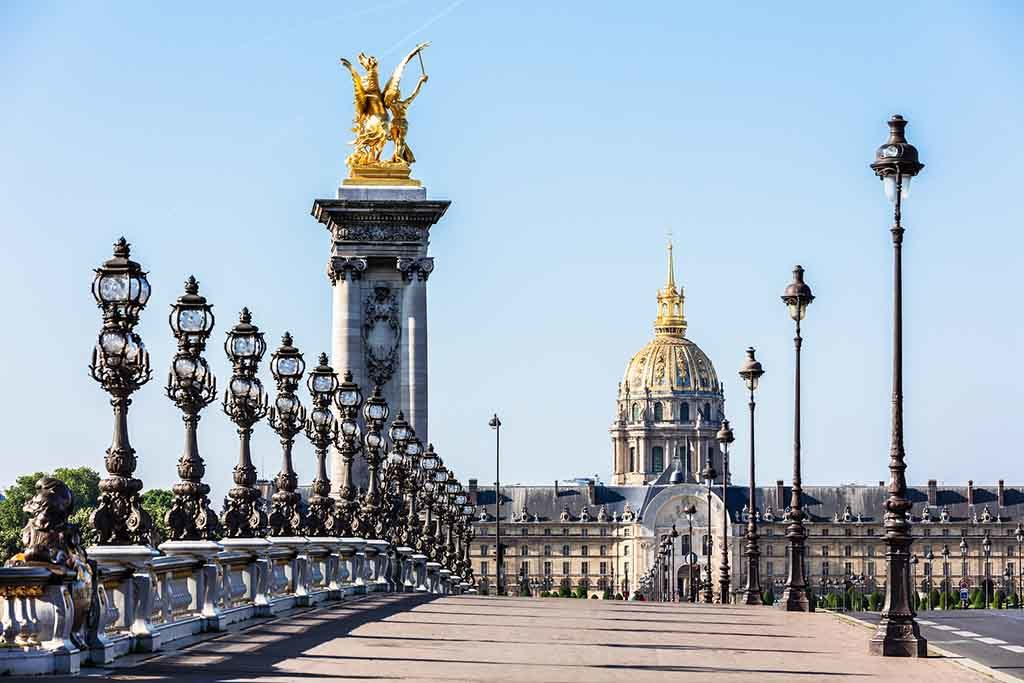 Hotel des Invalides in Paris