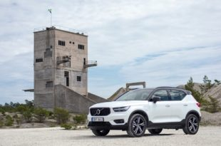 Volvo XC40 T5 Twin Engine R-Design Foto: Volvo